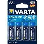 Bateria AA / LR6 Varta Longlife Power 4906 (High Energy) - 4 sztuki